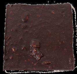 Tablette chocolat noir - Amandes