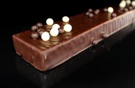 Barre guimauve et chocolat