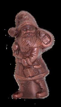 Moulage de Noël - Père Noël lanterne