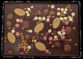 Tablette XXL chocolat noir - Gourmand