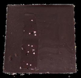 Tablette chocolat noir - Gingembre confit