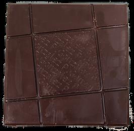 Tablette chocolat noir - Praliné