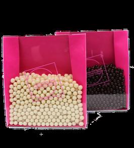 Perles de riz soufflé