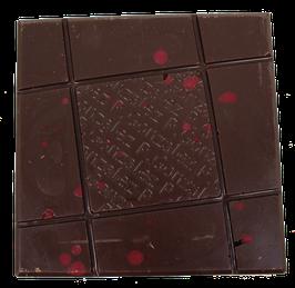 Tablette chocolat noir - Quatre épices
