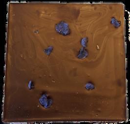 Tablette chocolat noir - Violette