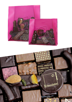 Sachet de chocolats