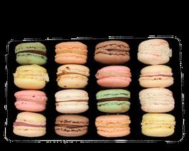 Macarons 16 pièces