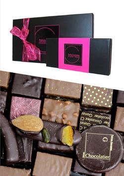 Écrins de chocolats