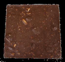 Tablette chocolat lait - Amandes