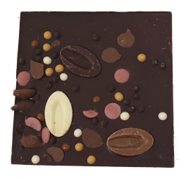 Tablette chocolat noir - Gourmand