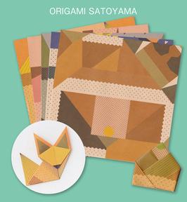 ORIGAMI SATOYAMA(MEETS TAKEGAMI)