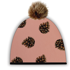 Bonnet Loose POMME DE PIN (Nouveauté)