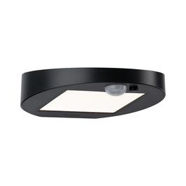 Buitenlamp Solar wandlamp Antraciet/Wit + bewegingsmelder 3000K 100lm