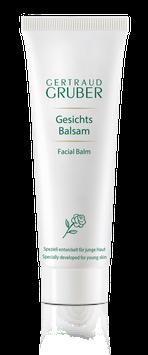 Gesichtsbalsam -  Feuchtigkeit und Pflege - entwickelt für die junge normale Haut - 50 ml
