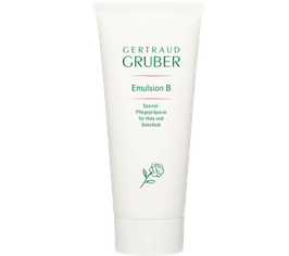 Emulsion B -  Intensivpflege für Hals, Dekolleté und Brust, 100 ml