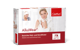 Alka Wear - Basischer Hals- und Stirnwickel