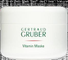 Vitamin Maske 50 ml   -   Verfeinert das Hautbild