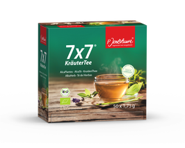 7x7 Tee Beutel