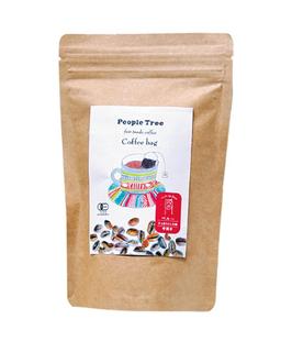 フェアトレードコーヒー「オーガニックコーヒーバッグ・ペルー」80g(8g×10袋)×3袋/箱
