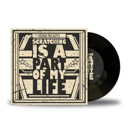 DJ EULE - SCRATCHING IS A PART OF MY LIFE 7""