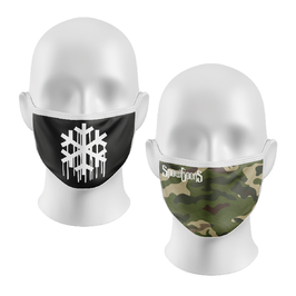 SNOWGOONS – FACE MASK DOUBLE PACK