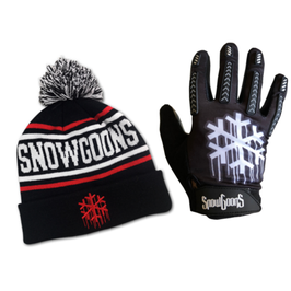 SNOWGOONS – BEANIE & GLOVES BUNDLE