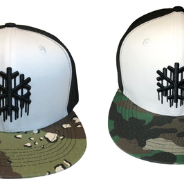 SNOWGOONS - CAMO HAT DOUBLE PACK
