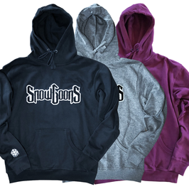 SNOWGOONS - SOFT PATCH HOODIE
