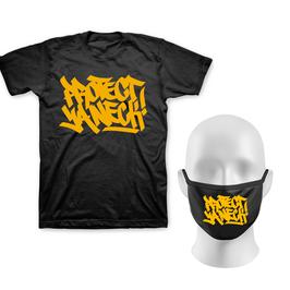 Protect Ya Neck! Shirt & 2 Masks