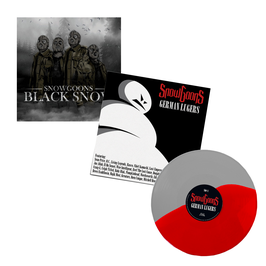 Snowgoons - German Lugers & Black Snow Vinyl