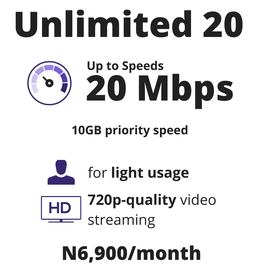 Unlimited 20