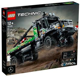 """LEGO® Technic 4x4 Mercedes-Benz Zetros Offroad-Truck 42129"""
