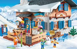 PLAYMOBIL® 9280 Skihütte Neu