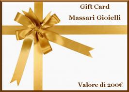 Gift Card Massari Gioielli