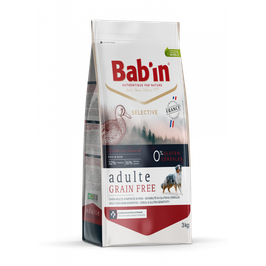 BAB'IN Selective Adulte GRAIN FREE CANARD