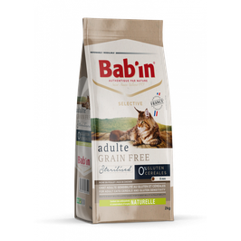 BAB'IN CHAT GRAIN FREE