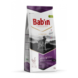 BAB'IN MEDIUM  STERILISED POULET