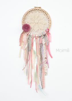 """Ballet dancer"" dreamcatcher"