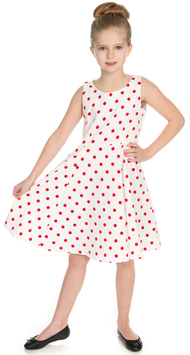 Hearts & Roses Kleid Sandy Kids