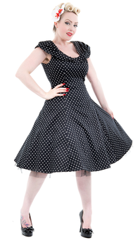 Hearts & Roses Kleid Pia