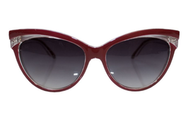 Collectif Sonnenbrille Judy rot