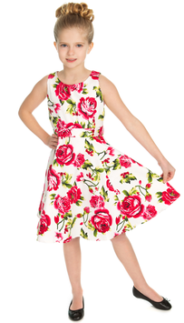 Hearts & Roses Kleid Sweet Rose Kids