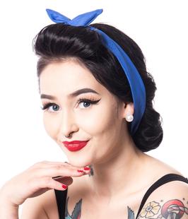 Haarband Innocent Monja blau
