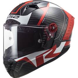 FF805 Thunder C Racing1 Red White