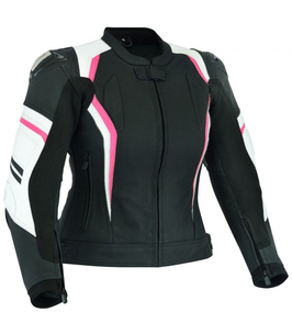 LVX-93 RACER NEGRO-BLANCO-FUCSIA MUJER