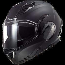 LS2 FF900 SOLID MATT BLACK