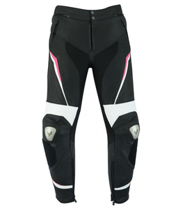 LVX-73 RACER NEGRO-BLANCO-FUCSIA MUJER