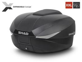 SHAD SH58X Carbono