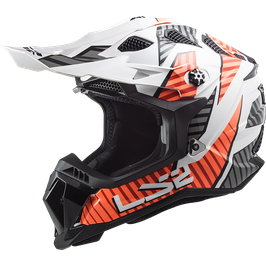 MX700 ASTRO WHITE ORANGE
