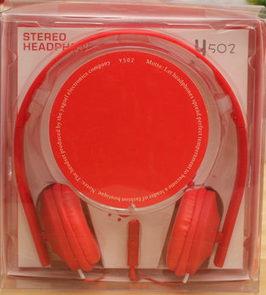 Y502 Telescopic Type Headset
